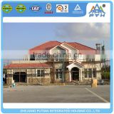 New design steel structure prefabricated houses villa                                                                         Quality Choice