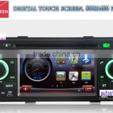 Car video Player Stereo for Chrysler Dodge Jeep 300C car radio shack gps car tracker Headunit Autoradio
