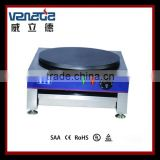 Industrial Rotating Crepe Maker and Hot Plate