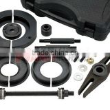 Wheel Hub Bearing Removal and Installation Tool Set, Under Car Service Tools of Auto Repair Tools