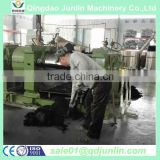 rubber refining mill for reclaimed rubber machine production line or for tire recycling machine line