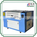 discount Jinan Zhuoke 9060 stone photo laser engraving machine with industry chiller                                                                                                         Supplier's Choice