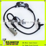 ALS210 4683471AB 4683471AC 4683471AD Auto ABS Wheel Speed Sensor for Dodge Grand Caravan Chrysler Voyager Dodge Caravan
