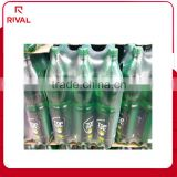 PE heat shrinkable plastic film for beverage bottle packaging with Germany Production line