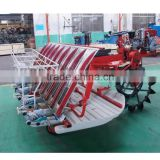 Hot selling 2Z-8238BP 8 rows 238mm rows width Rice transplanter with New Plastic seedling float                                                                         Quality Choice