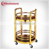 Hotel Mobile Kitchen Equipments for Restaurant Food Cart,Liquor & Wine Trolley