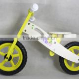 High grade ANDER produce childrens wooden push bike for toddlers Image