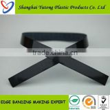 high quality plastic desk table trim plastic cabinet edging for furniture accessory
