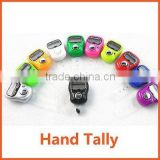 2016 LCD Electronic digital Finger ring Hand Tally Counter