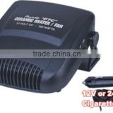 12V DC ceramic heater fan