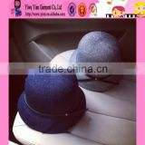 2016 high quality ladies summer knitted hat original factory direct cheaper terry towel bucket hat