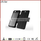 2800mah New style smartphone solar charger case,solar power phone case, solar cover case for iphone