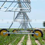 the famous brand Vodar center pivot irrigating system for all farming operations in large or small land fields