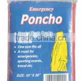 one-off raincoat disposable poncho