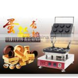 Hot sale new 9 pieces commercial tart baking machine, Digital tart forming machine, tart shell moulding machine, tartlet maker