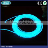 6mm diameter Polymer solid side fiber optic light for decoration