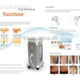 Skin Pore Shrinking E-Lite IPL RF For Pigment Removal intense pulse light beauty machine sincoheren product for hair removal