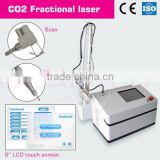 Acne Scar Removal Top Quality Doctor Skin Tightening Wart Removal Use CO2 Fractional Laser CO2 Laser Machine Face Whitening