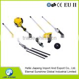 4 in1 multifunction grass trimmer or 4 in1 grass cutter or GX35 multifunction brush cutter