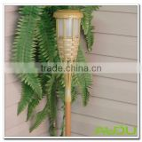 Audu Bamboo Solar Cheap Garden Holiday Outdoor Torch