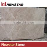 Newstar Ligth Coffee Brown Marble Slab For Home Flooring Decoration