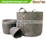 Polyester felt grow pot, grow bag, planter