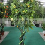 small green apple fruit tree decorative artificial apple tree