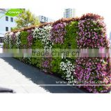 GNW GLW018 Wholesale Grasses Plants Artificial Flower for Wall Decoration indoor and outdoor use