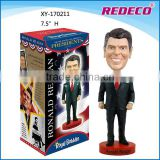 Polyresin personal bobble head for gift