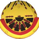 Commercial Grade Inflatable UFO towable water tube, Towable Water Ski Tubes