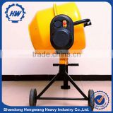 Easily movable concrete mixer /stand popular concrete mixer /electric motor concrete mixer for sale