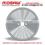 cold saw, cold saw blade, cold sawblade, TCT metal saw blade. metal cutting blade, steel saw blade, Iron bar saw blade, Iron rod