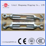 Zinc Plated Malleable Iron Commercial Turnbuckle