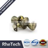 stainless steel entry privacy passage heavy duty lever handle tubular door lock factory price