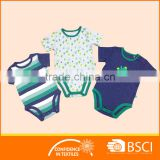 New Arrival Stylish Jumpsuit Hot Sale Baby Boy Baby Bodysuit