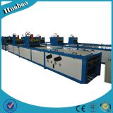 best Hexagon anode tube GRP Hydraulic Pultrusion Machine for sheet pipe tube rod