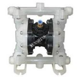 RW new air operated diaphragm pump pneumatic pump self priming pump waste water pump