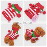 Wholesale Winter & Merry Christmas Soft and Warm Dog Cat Pet Sweater Knitwear Outerwear