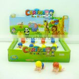 cute mini wind up toy cheap toy promotion toy creeping baby 2 colors HC92648