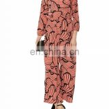 Casual long Printed Jumpsuit for women