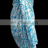 100% COTTON PRINTED PAREO FOR BEACH