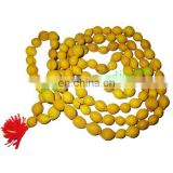 Putra Jeeva Rosary Wood Beads-Seeds String (mala), size: 9mm
