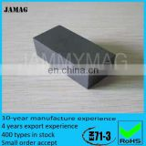 Sent Y25 block ferrite magnet to Egypt