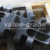 Kobelco CKE2500-2 track shoe ptrack plate track pad  for crawler crane undercarriage parts Zoomlion QUY70