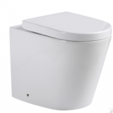 P trap washdown ceramic modern wall hung floor mounted toilet with good quality competitive price from chaozhou china