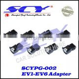 EV1-EV6 EV14 USCAR Fuel Injector connectors LS6 for F.ord Chevy Dodge FAST ls2 ls3 GM