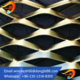 China suppliers hot sale stainless steel expanded wire mesh rust-proofing