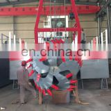 3500m3 Cutter Suction Dredger/ Sand Dredger