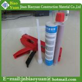 strong initial tack liquid nails adhesive sleeves for chemical anchoring seamless joint glue