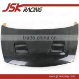 (WITH HOLE ) CARBON FIBER HOOD BONNET FOR 2006-2009 HONDA CIVIC FD(JSK121014)